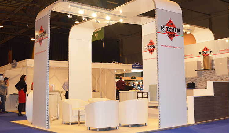 Latest Trend in Exhibition Stall designing for Future